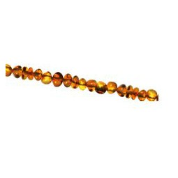 Bernstein Baroque Nuggets 4mm Cognac hell