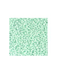 Rocailles 12/0 azore green 2mm