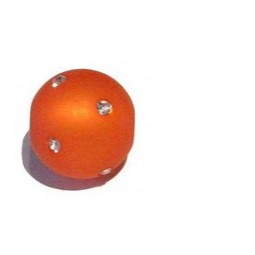 Polarisperle orange