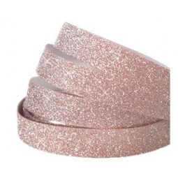 Glitzer Tape vintage rose 5mm