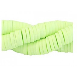 Katsuki Perlen 4mm lime green